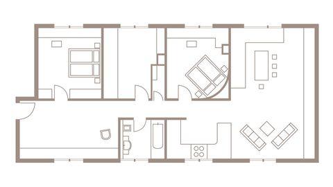 Familien-Appartement Kuckucksnest