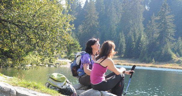Wandern im Tiroler Lechtal