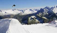 Autumn Skiing Short stay 3+2
