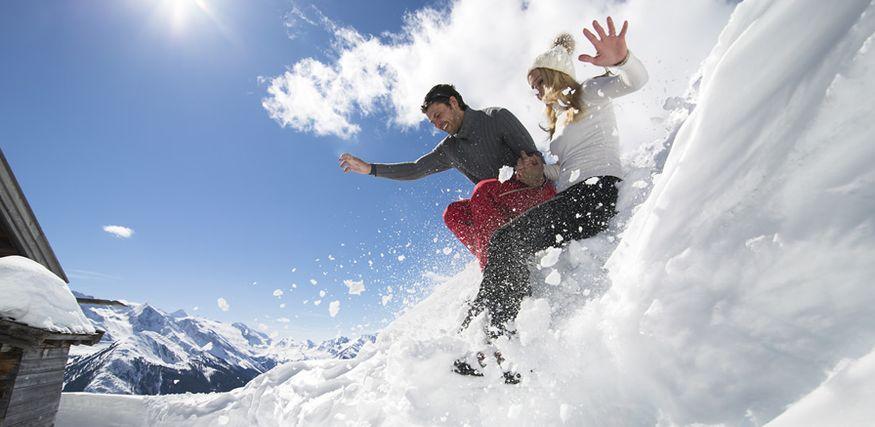 Schneekristall Aktivwochen = 7 Nächte inkl. 4 in 6 Tage Skipass