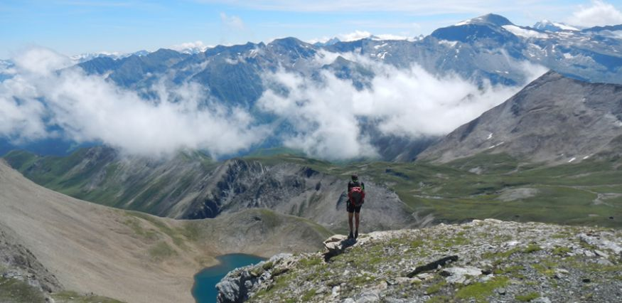 Alpine pastures, peaks and mountain lakes - Hiking in Tirol