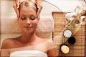 Massaggio capo, nuca e viso