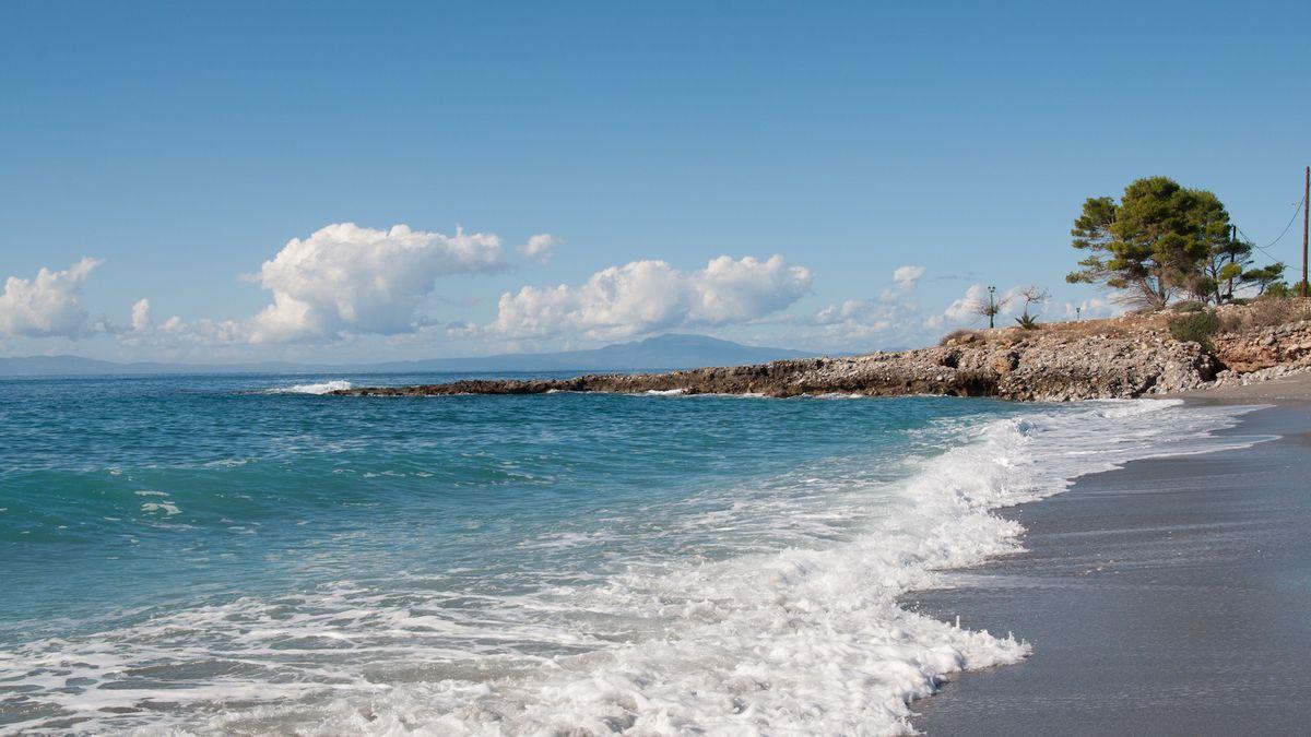 Barfusslaufen & das Meer umarmen