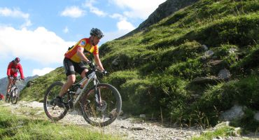 Mountainbike-Woche