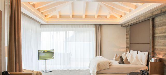 Last Minute: Suite lussuosa con jacuzzi e sauna privata -20%