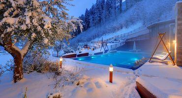 Penthouse-Chalet mit Hot-Whirlpool und Sauna auf der privaten Panorama-Dachterrasse: - 30%