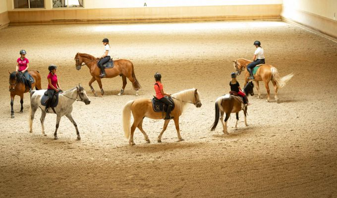 Horse Riding Trial Package
