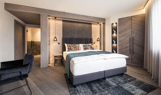 Family Appartement deluxe - Residenza Alpen
