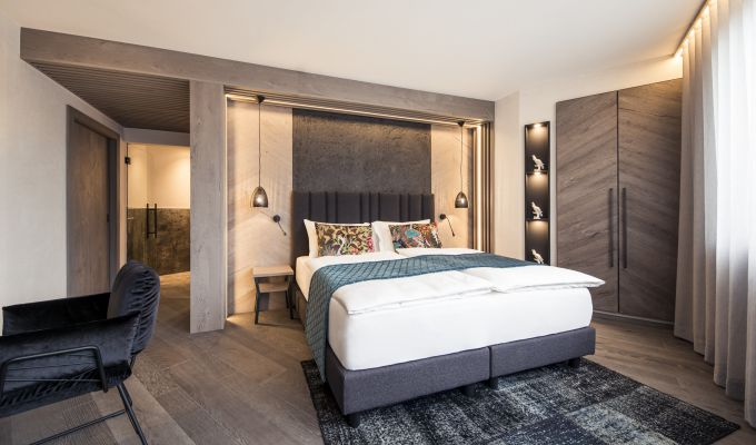 Rooftop-Suite - Residenz Alpen