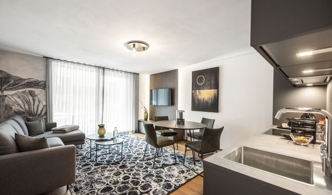 Family Appartement - Residenza Alpen