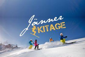 Jänner-Skitage | 4 Tage
