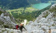 Mein erster Klettersteig