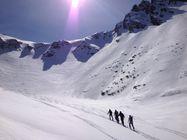 Skitouren Woche im Tannheimer Tal 2018