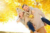 Lust auf goldenen Herbst