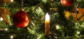 Weihnachts- & Silvesterarrangement