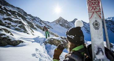 Skimountaineering Week in Ahrntal