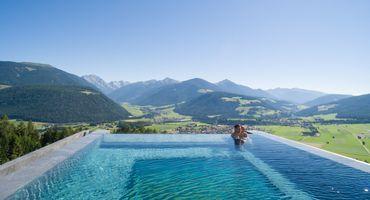 Hubertus Schnuppertage mit neuem Sky Pool