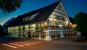 Landgasthof zum Adler, Das BIO-Restaurant