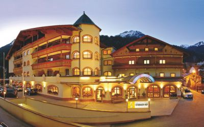 Hotel Stubaier Hof ****