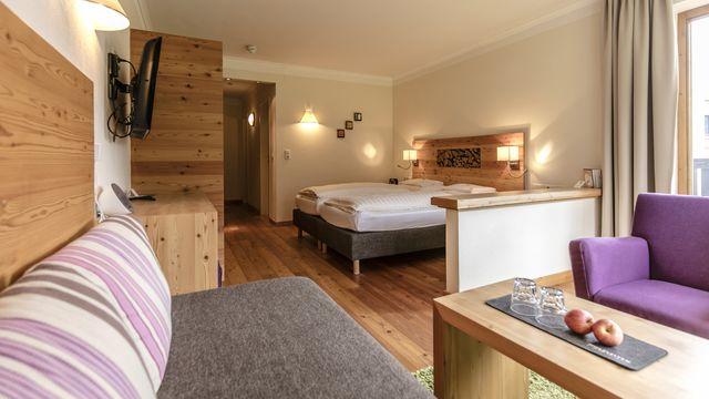 Doppelzimmer Wanneck