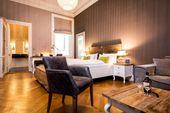 Doppelzimmer Deluxe mit Blick zum Hof/ Garten