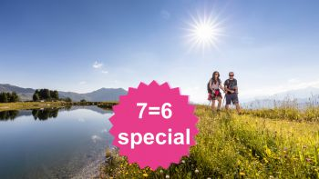 MountainLOVE 7=6 special | stay 7 nights, pay 6