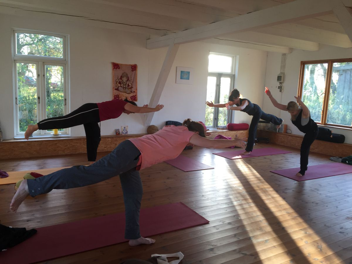 Ayurvedische Reinigung & Yoga für Frauen