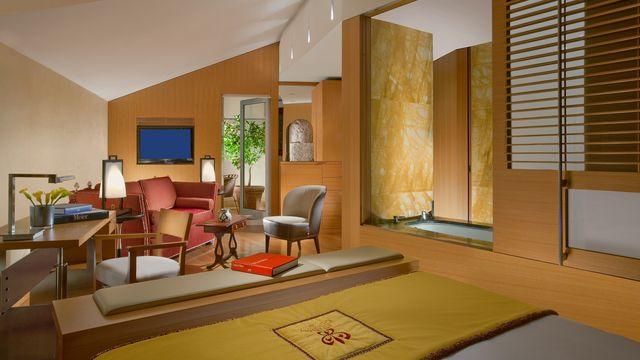 Richard Meier Executive Suite mit Terasse