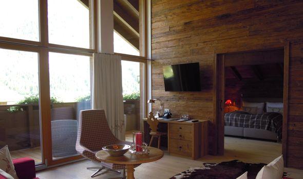 Panorama Suite at the Quellenhaus