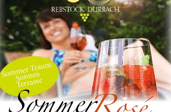 Sommer Rosé  -- 5 Nächte mit Halbpension & Mehr  -15%