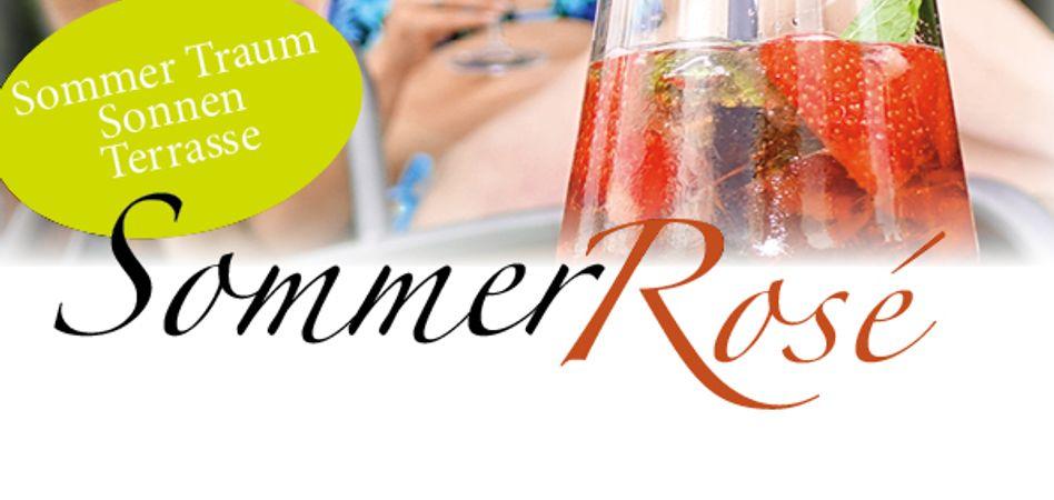 Sommer Rosé  -- 5 Nächte mit Halbpension & Mehr  -15% 1/5