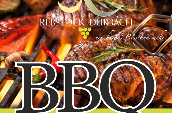 BBQ - Rebstocks feuerheiße Grillparty