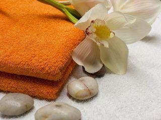Garshan-Seidenhandschuh-Massage