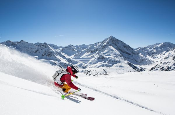 Jänner Start im Weltcup-Skiort Kühtai