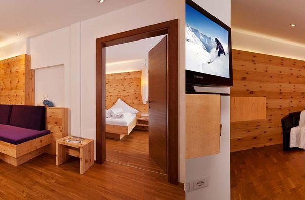 Penthouse-Suite 50m²