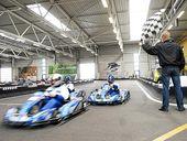 Bispinger-Grand-Prix auf Ralf Schumachers Kartbahn