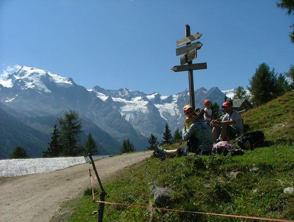 Settimana escursionistica...Happy Family