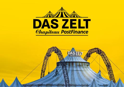 Chapiteau Post Finance | The Earth, Wind & Fire