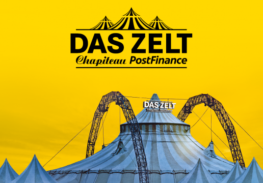 Das Zelt | The Earth, Wind & Fire