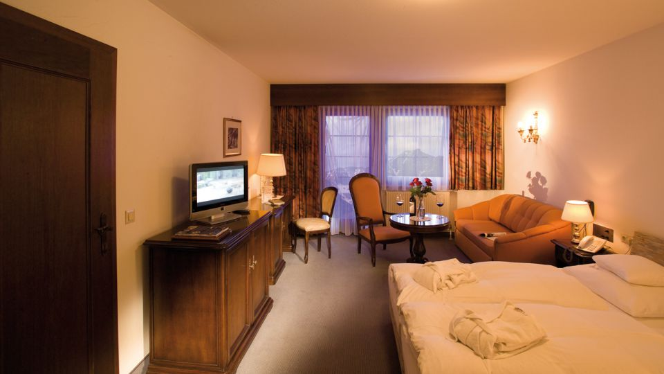 "Double room ""Nordkette"""