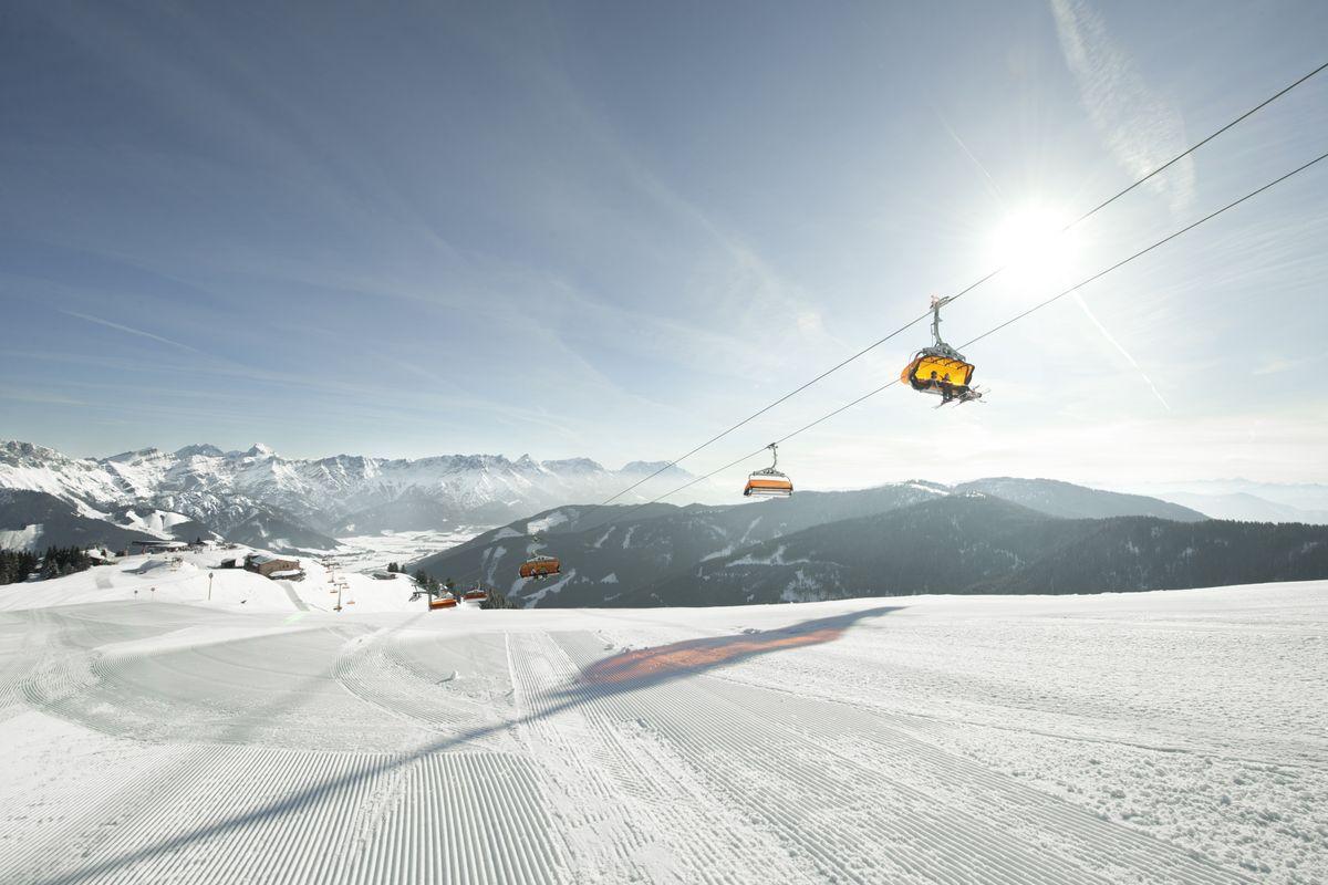 Weiße Wochen mit 3-Tage Skipass