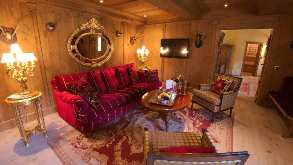 Grand Romantic Suites de Luxe