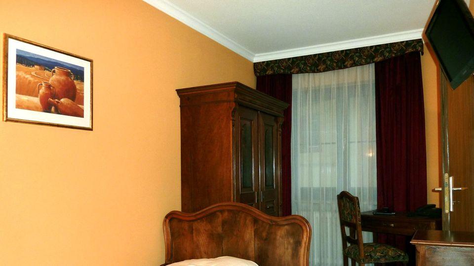Einzelzimmer klein
