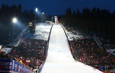 Ski Springen in Willingen