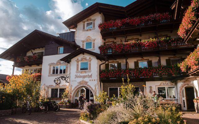 Biohotel Steineggerhof: Hotel in Südtirol
